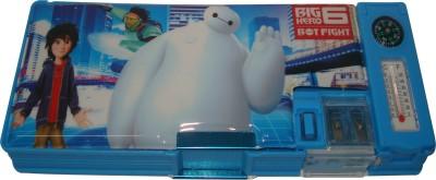 SSD Big Hero Art Plastic Pencil Box