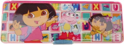 DreamBag Dora Print Art Plastic Pencil Box