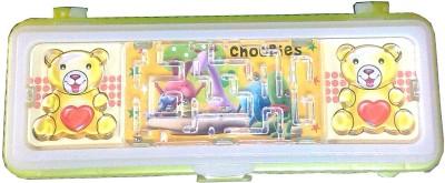 Karta Y Bear With Game Art Plastic Pencil Box