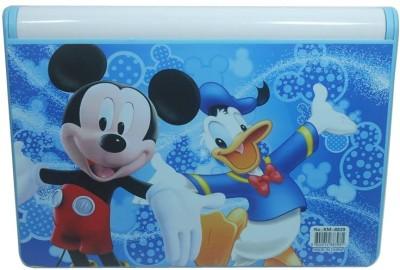Shree Krishna Handicrafts And Gallery Mickey Bookshelf With Marker N Board. Art Plastic Pencil Box