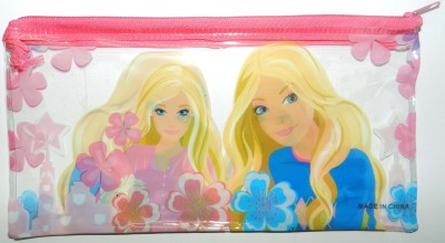 Disney Princess Flowers Art PVC Pencil Boxes