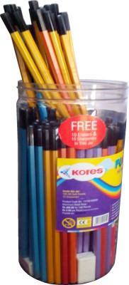 Kores Funcils Round Shaped Pencils