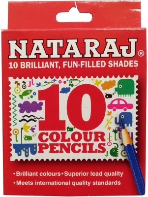 Natraj Pencil 002 Color Natraj Hexagonal Shaped Pencils