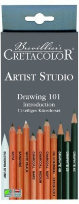 Cretacolor Artist Studio Drawing 101 Set...
