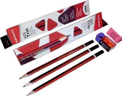 Nataraj 621 Trio Triangular Shaped Pencils