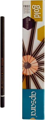 Apsara Gold Round Shaped Pencils