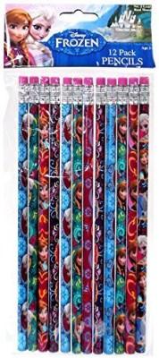 Disney Frozen Disney Frozen Round Shaped Pencils