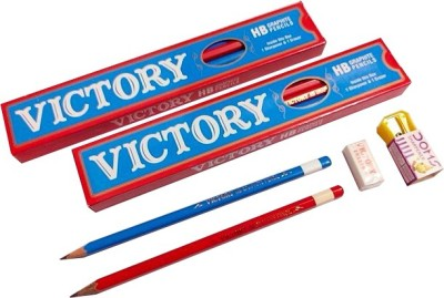 Doms Victory Triangular Shaped Pencils