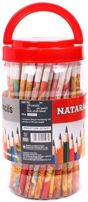 Nataraj 1 Hexagonal Shaped Pencils
