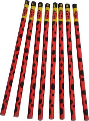 Priyankish Smart Kidz Hexagonal Shaped Pencils