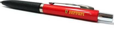 ferrari Limited Edition Round Shaped Pencils(Set of 1, Red)