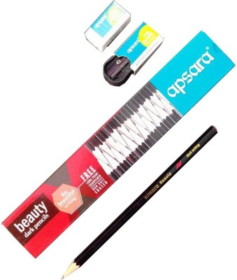 Apsara Beauty Round Shaped Pencils