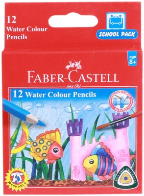 Faber-Castell School Water Color Round S...