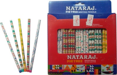 Nataraj None Hexagonal Shaped Pencils