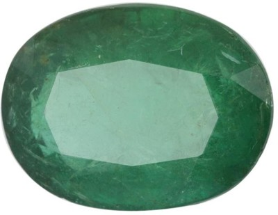 Malabar Gems Natural Emerald / Panna Lab certified Gemstone 6.52 Carat or 7.25 Ratti Emerald Stone at flipkart