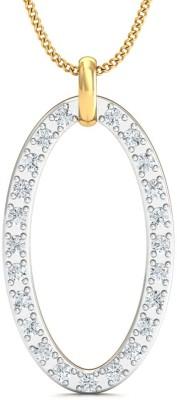 Stylori Adicto 18kt Diamond Yellow Gold Pendant