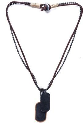 Ayesha Leather Pendant at flipkart
