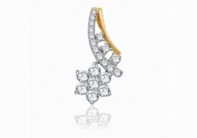 Kama Jewellery Nerita Yellow Gold Pendant
