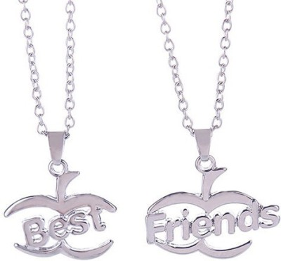 Access-o-risingg Friendship Day Special Bff Alloy Pendant