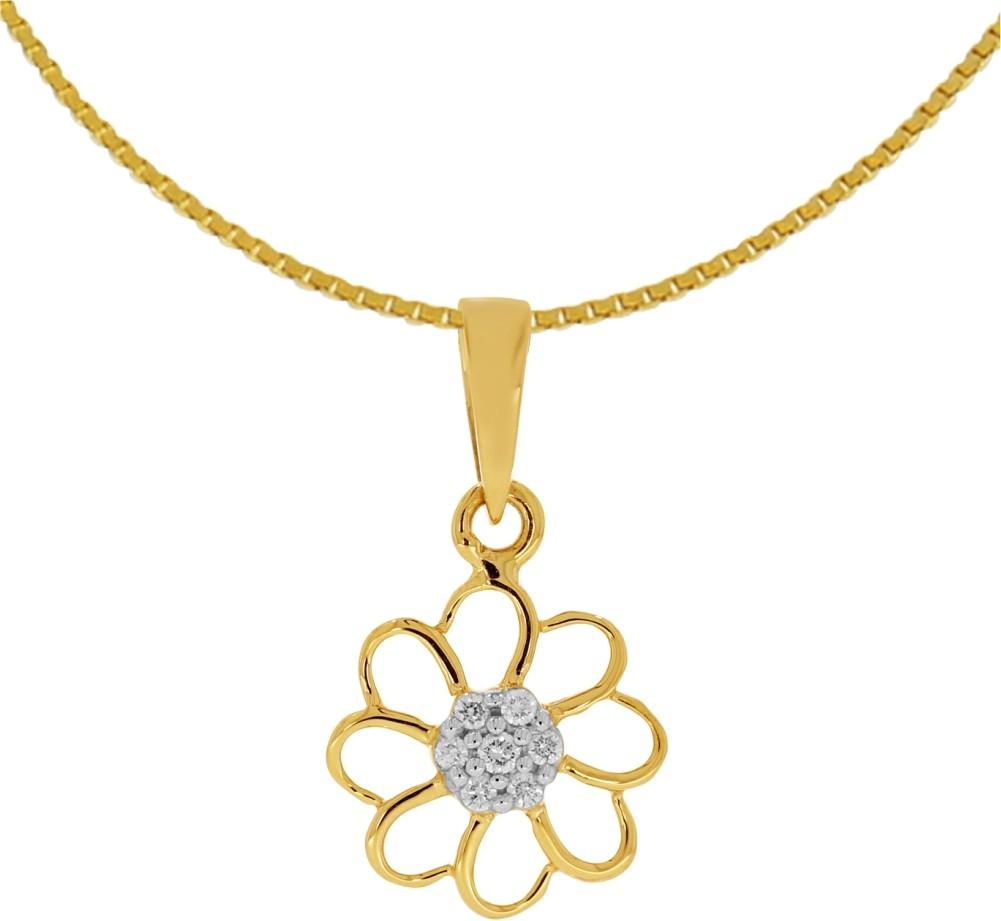 Kalyan jewellers light weight fancy 18k yellow gold 18k diamond gold kalyan jewellers light weight fancy 18k yellow gold 18k diamond gold pendant aloadofball Gallery