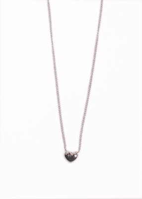 Access-o-risingg Silver Heart Alloy Pendant