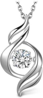 TGI Fashion Zircon Sterling Silver