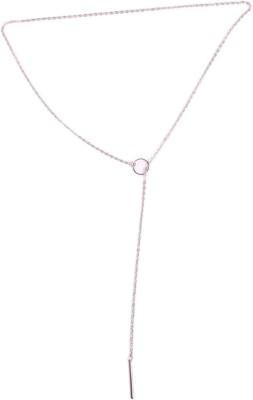 Access-o-risingg Ring And Drop Alloy Pendant