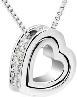Silver Shoppee Pendants & Lockets