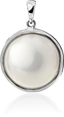 Sitare Pearl Silver Pendant