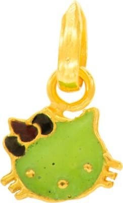 Spot Dealz Yellow Gold Pendant