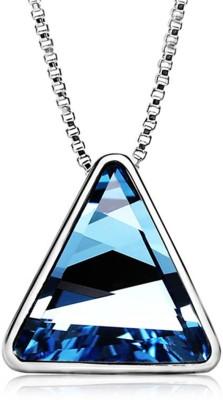 Merastore Swarovski Crystal Alloy Pendant