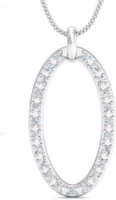 Stylori Adicto 18kt Diamond White Gold Pendant