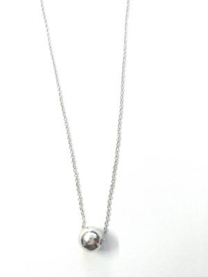 Shine Jewel Love Forever Rhodium Sterling Silver Pendant