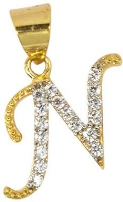 Kundan Jewellers Pvt Ltd Cubic Zirconia Yellow Gold