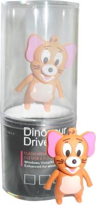 Dinosaur Drivers Jerry Cute 16 GB Pen Drive