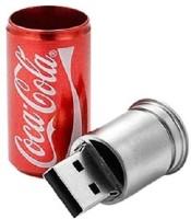 Digitalk Solution Fancy Coca Cola Can Shape 32 GB Pen Drive