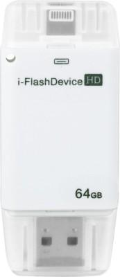 IMAGE i-Flash Device Dual Port 64 GB Pen Drive