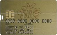 Printland Credit card Shape Pe