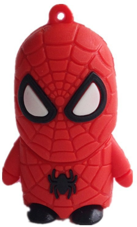 View Storme Spiderman 16 GB Pen Drive(Red) Price Online(Storme)