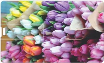 Printland Flowers PC84848 8 GB Pen Drive