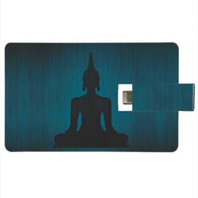 Printland OTG Buddha 8 GB Pen Drive