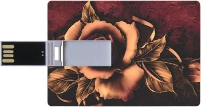 Printland Credit Card Shaped PC83350 8 GB Pen Drive