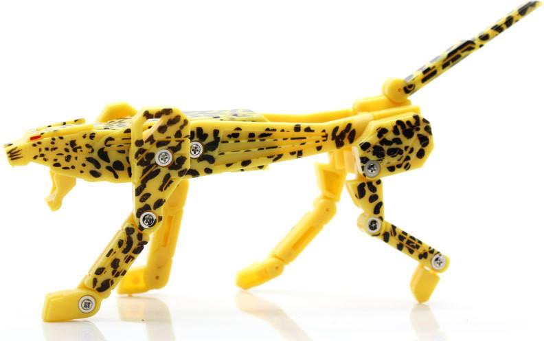 View Quace Transformers Leopard Car 8 GB Pen Drive(Multicolor) Price Online(Quace)