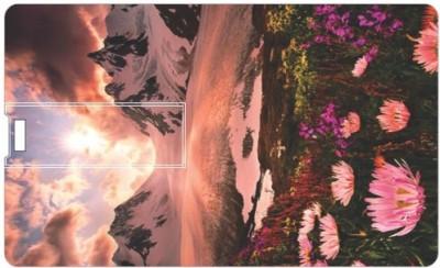 Printland Sunrise PC86466 8 GB Pen Drive(Multicolor)