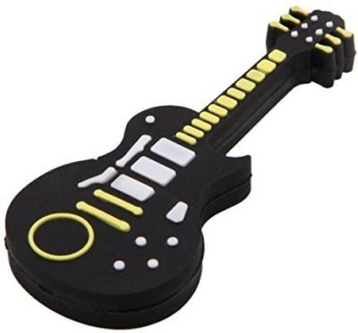 Quace Guitar 16 GB Pen Drive(Multicolor)