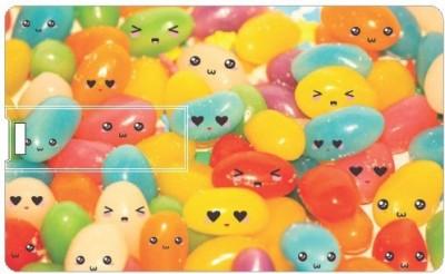 Printland Smilies PC88119 8 GB Pen Drive(Multicolor)