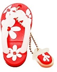 View The Fappy Store Slipper 32 GB Pen Drive(Red) Price Online(The Fappy Store)