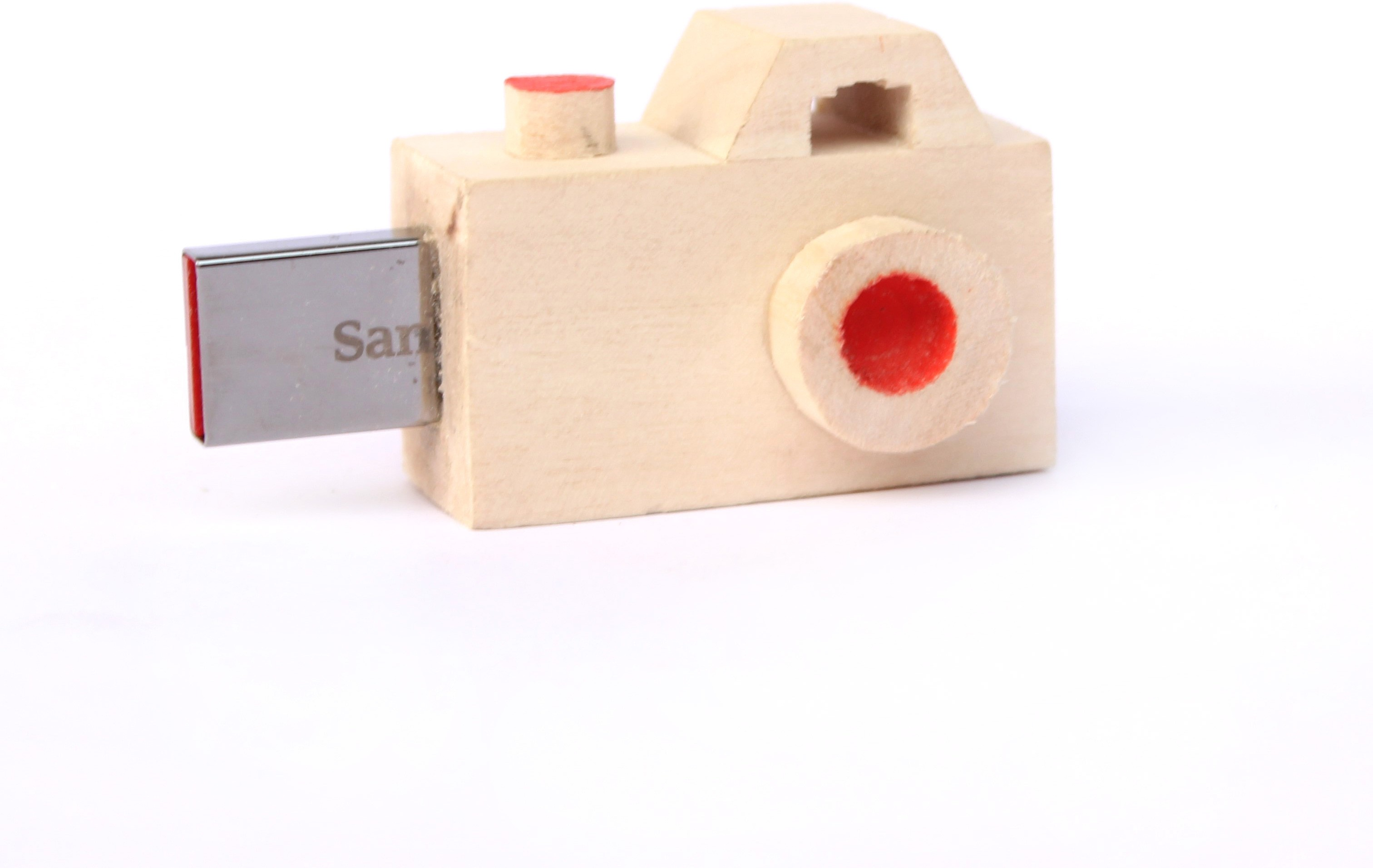 View Ivei D01R 8 GB Pen Drive(Red) Price Online(Ivei)