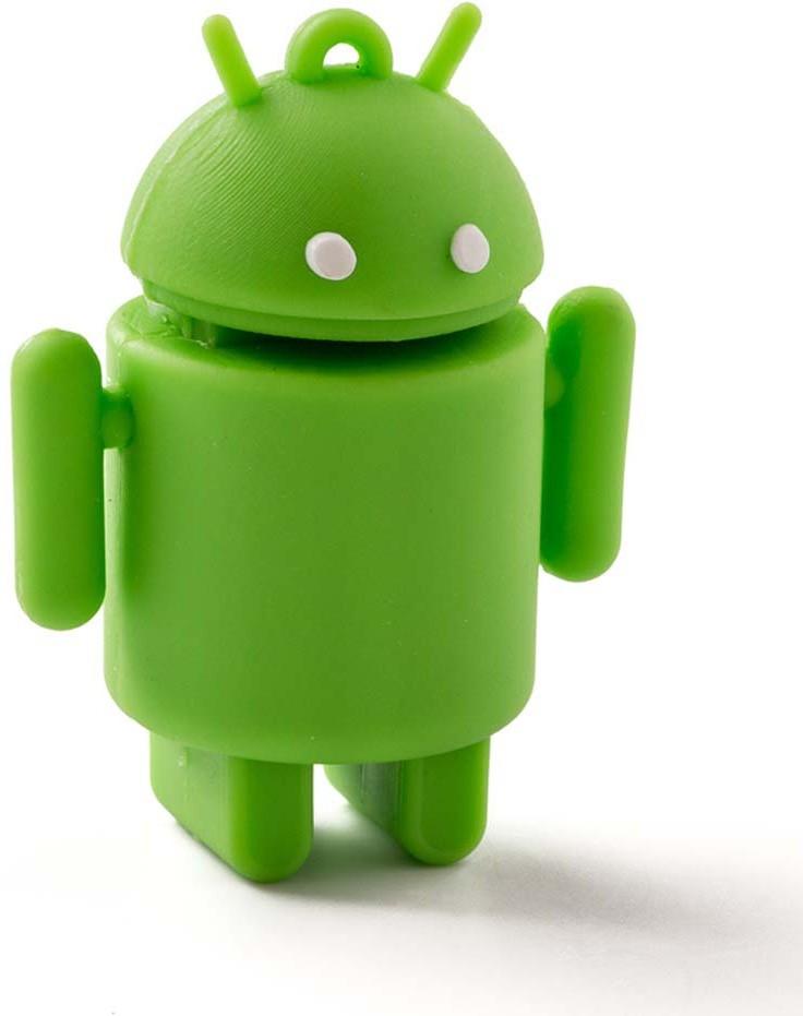 View GeekGoodies Fancy Designer Waterproof Android 8 GB Pen Drive(Green) Price Online(GeekGoodies)