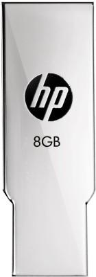 HP V237W 8 GB Pen Drive(Silver)